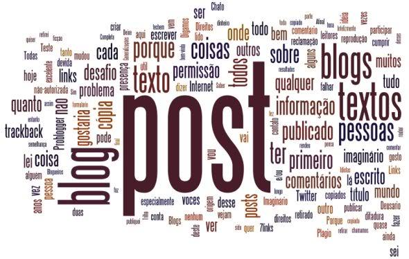 Imagem criada no Wordle.net